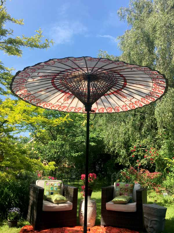 Luxury Garden parasols | Patio Umbrellas for the Garden